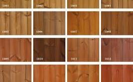 مراحل رنگ کاری چوب ترمووود - بازرگانی گوران;واردات و فروش چوب نما ...رنگ چوب ترمووود گونه کاج