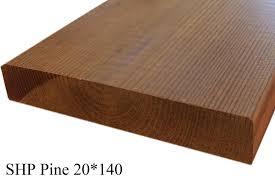 shp-pine چوب ترمووود بدون گره
