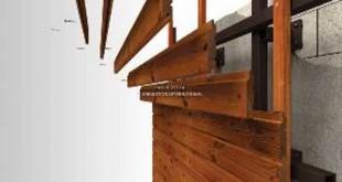 اجرای چوب نما,نصب چوب ترمووود