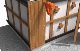 چوب نما و روش نصب بر روی قوطی فلزی