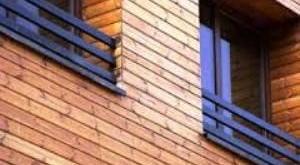 چوب نما دور پنجره